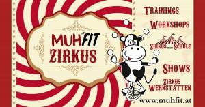 MUHFIT Zirkus Facebook Ad2